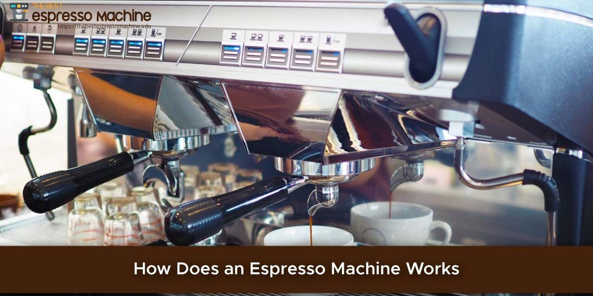 How Does an Espresso Machine Works