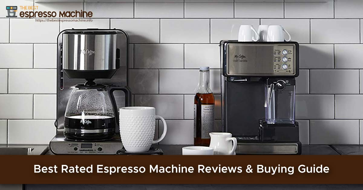 Best Rated Espresso Machine